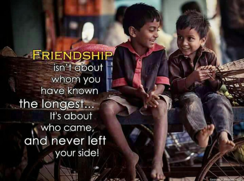 Happy Friendship Day Wishes in Advance 2018