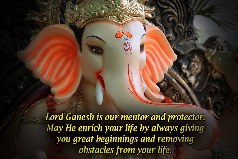Happy Ganesh Chaturthi Quotes 2019