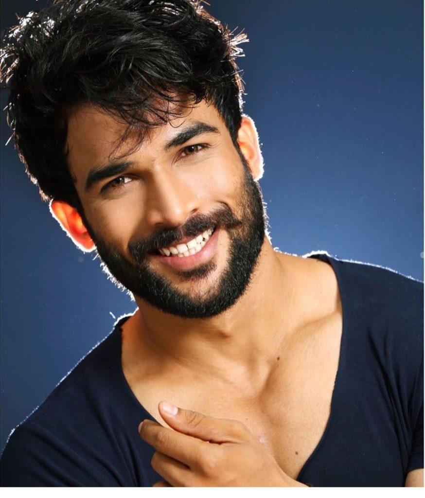 Sata Jalmachya Gathi Actor Vishal Nikam