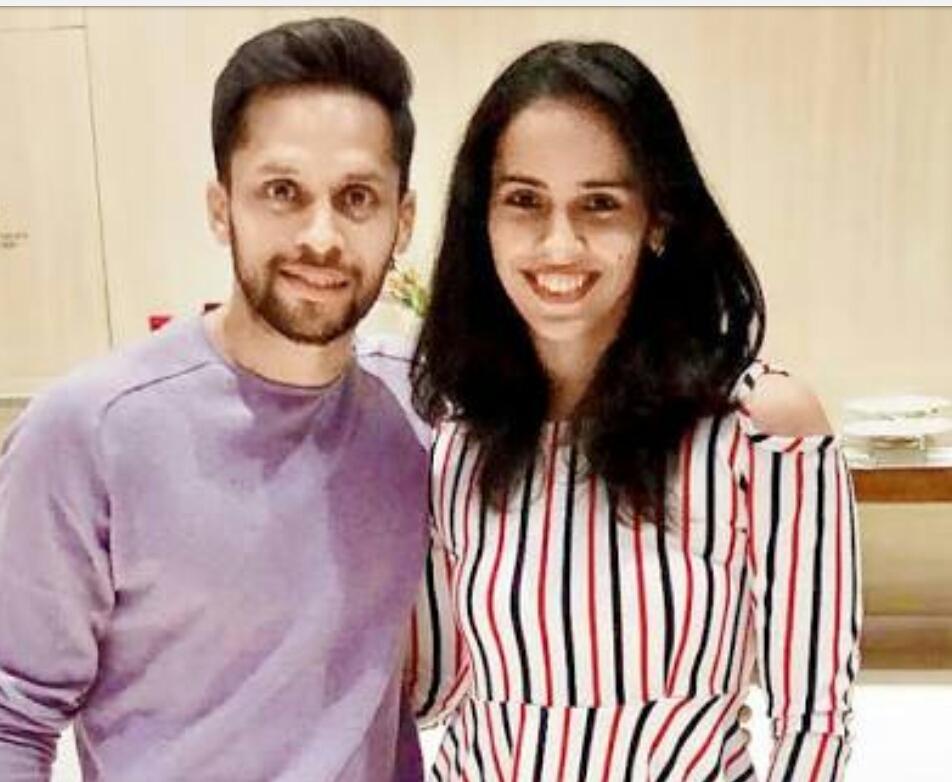 Love Story of Saina Nehwal and Parupalli Kashyap