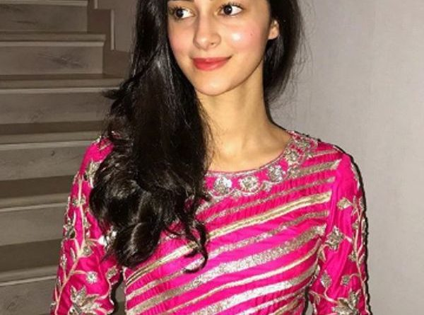 Ananya Pandey Wiki