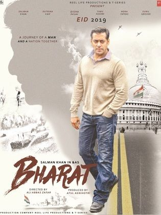 Bharat Movie Trailer