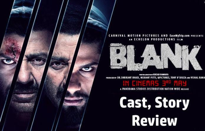 Blank Movie Trailer