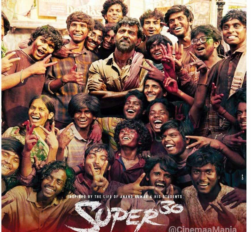 Hrithik Roshan Super 30 Release Date