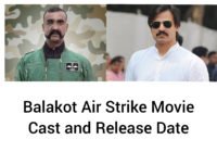 Balakot Air Strike Movie Cast and Release Date